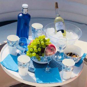 Cata Gourmet en el Mar Alicante cata de vinos